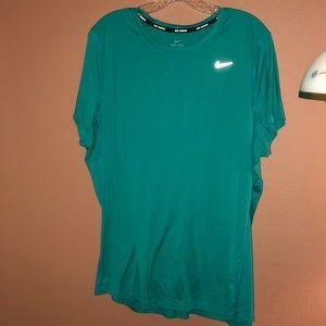 Nike Running Dri-Fit Reflective Shirt